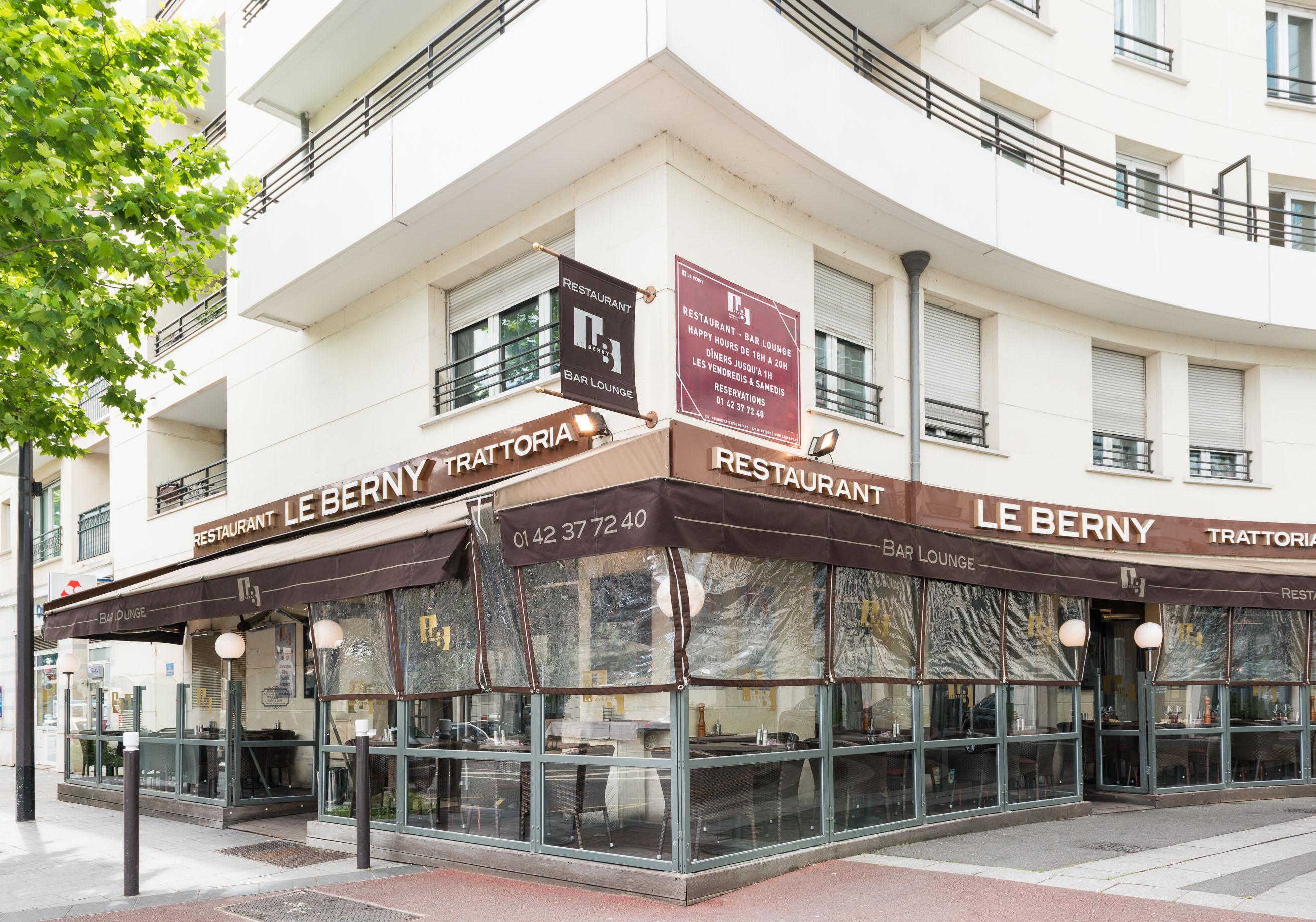 Restaurant ·Le Berny Antony 92